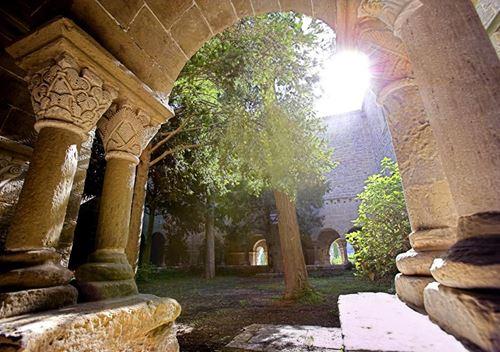 Visita Guiada A Monasterio De Sant Benet De Bages De Barcelona