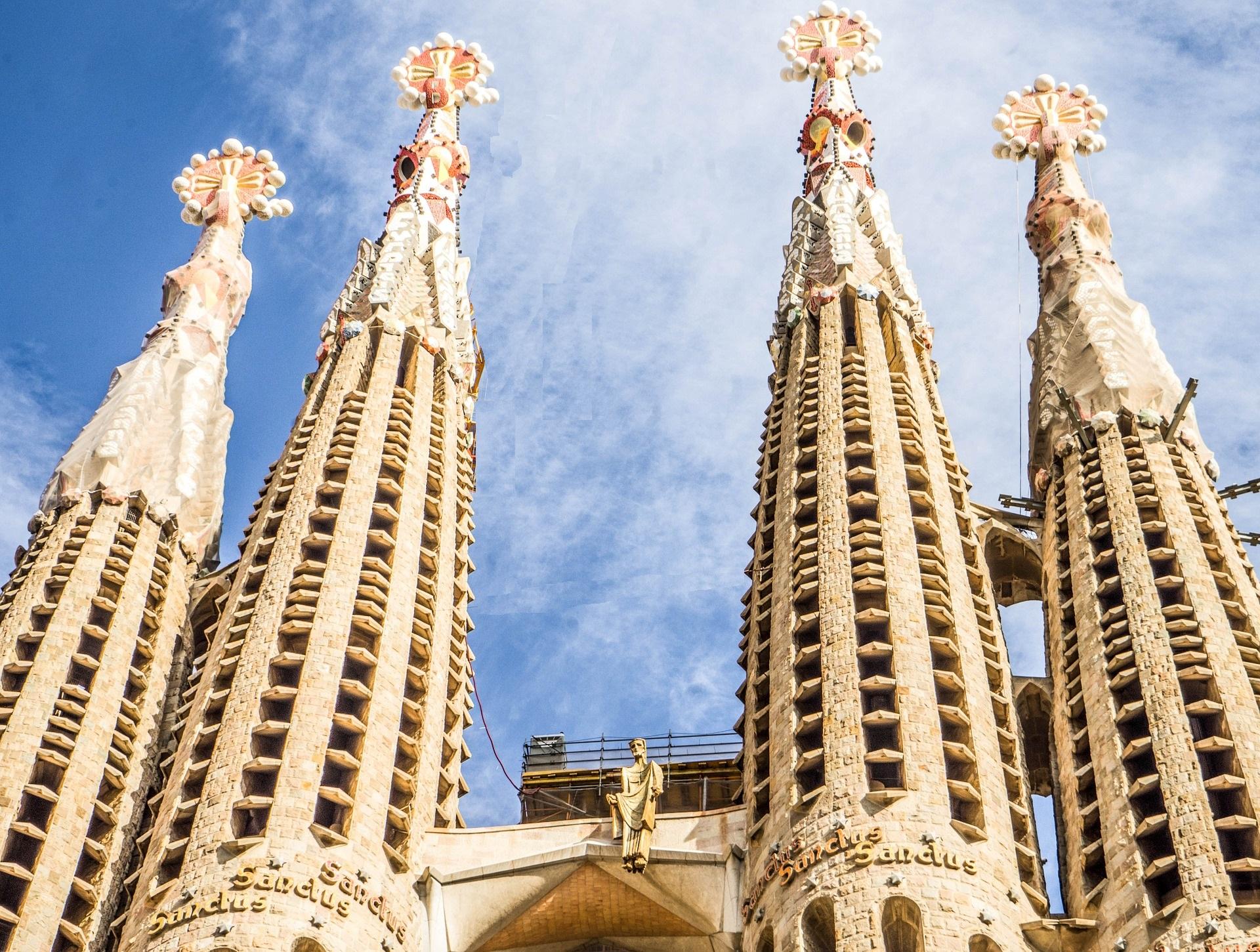 tours guiados Sagrada Familia visitas guiadas visitar