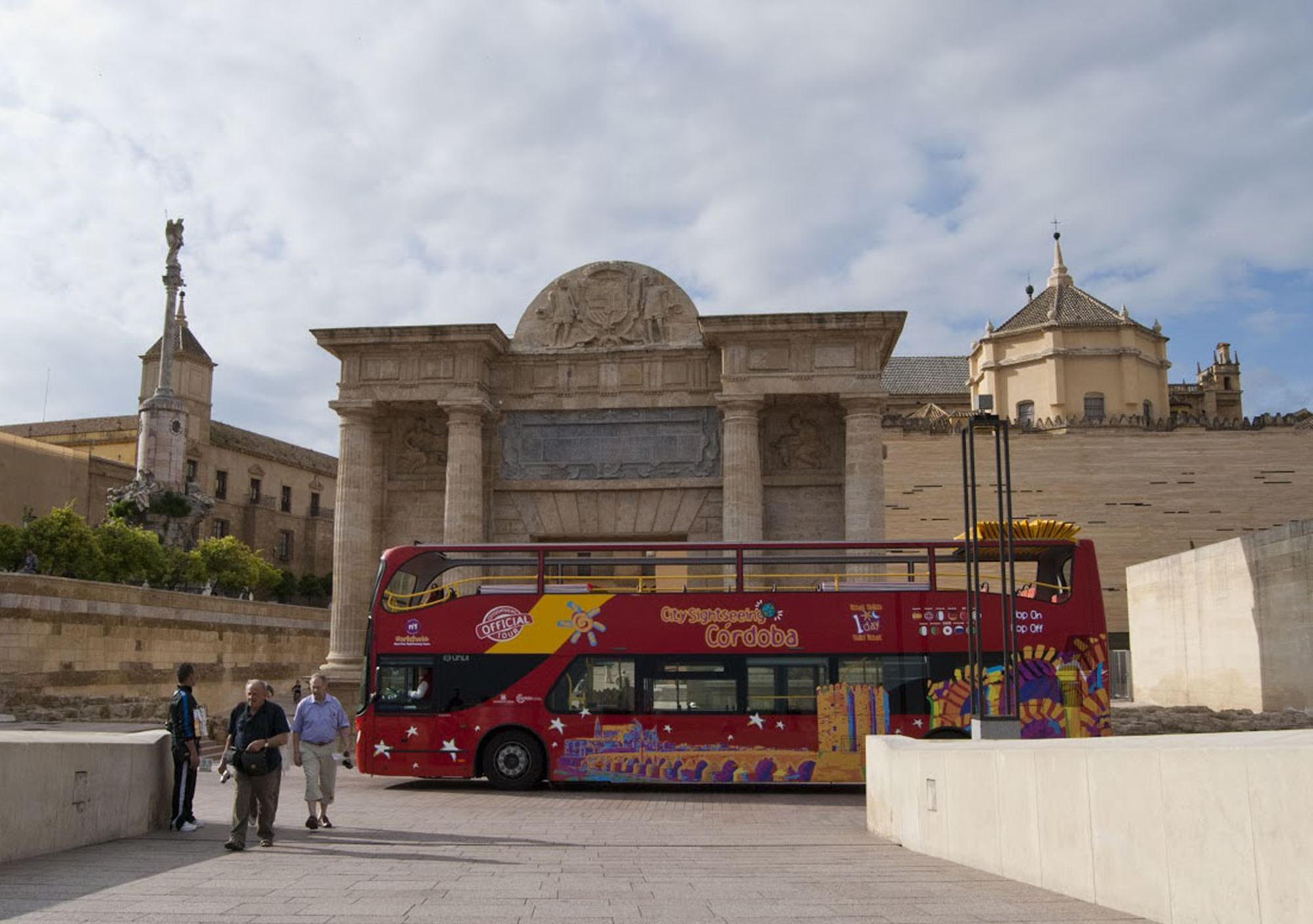 reservar tour en Bus Turístico City Sightseeing Córdoba