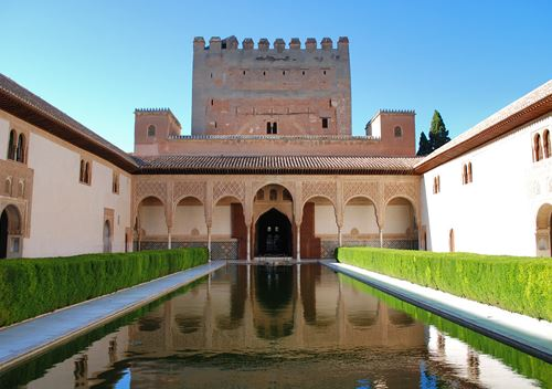 guided visits Alhambra