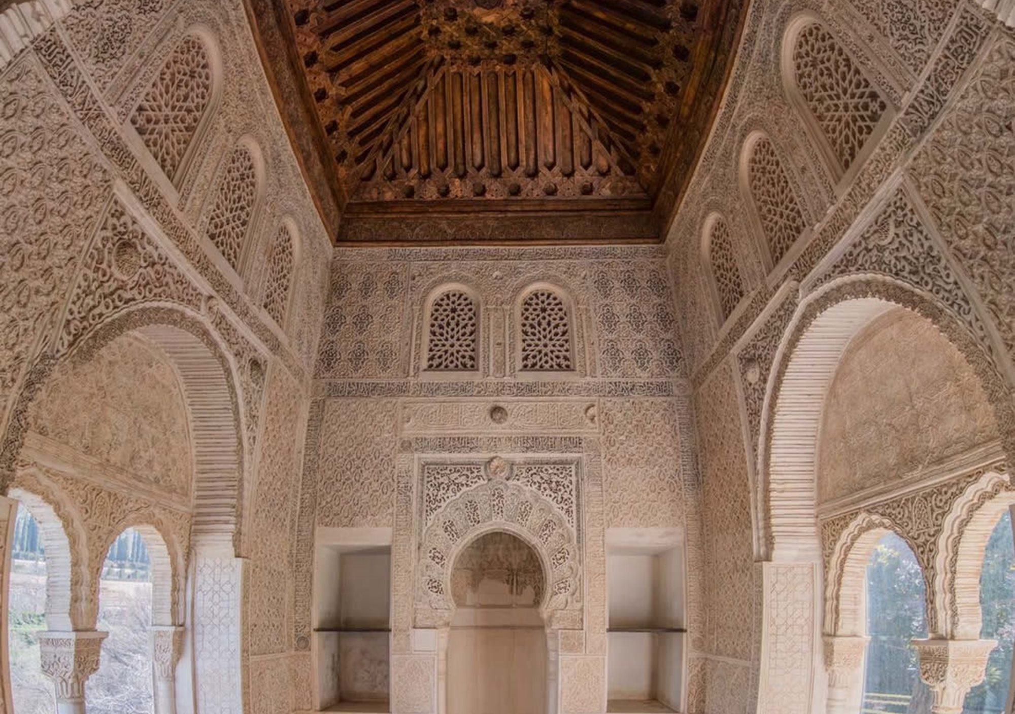 Alhambra Guided Tour