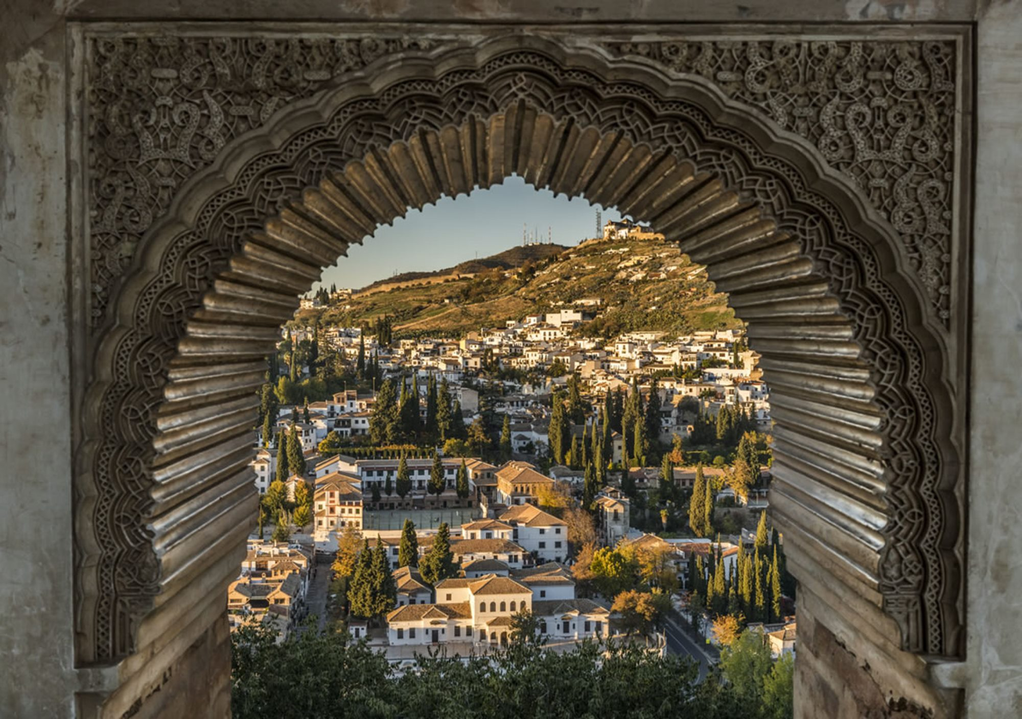 Get book reserve guided tour Discover the Alhambra of Granada