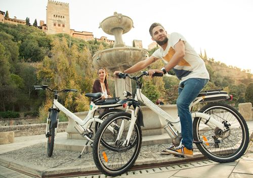 electric bike Granada