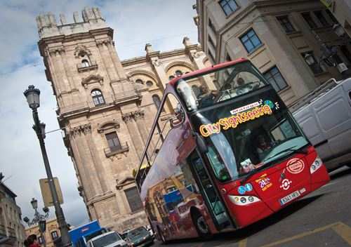 get purchase buy tickets Tourist Bus City Sightseeing Malaga