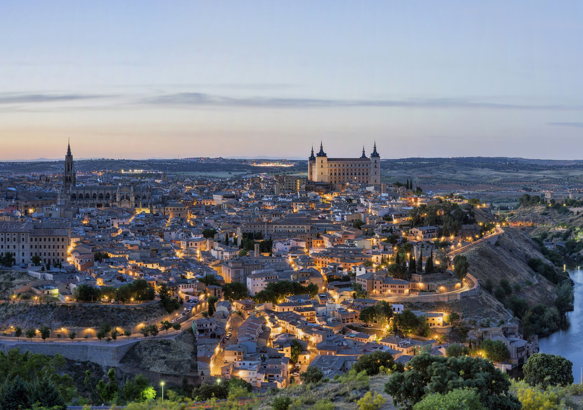 Excursions, trips, visits, attractions, tours and things to do in Toledo Spain