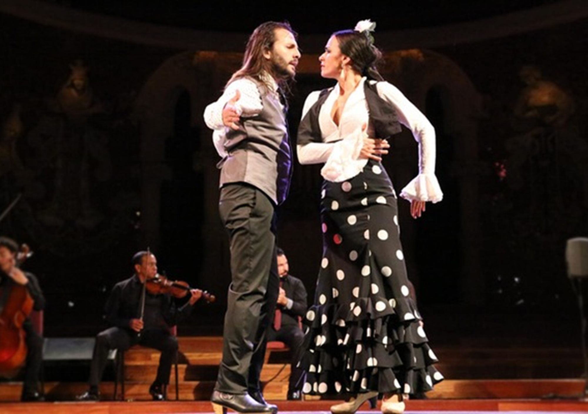 Opera & Flamenco show in Teatre Poliorama barcelona tickets visits get purchase book online