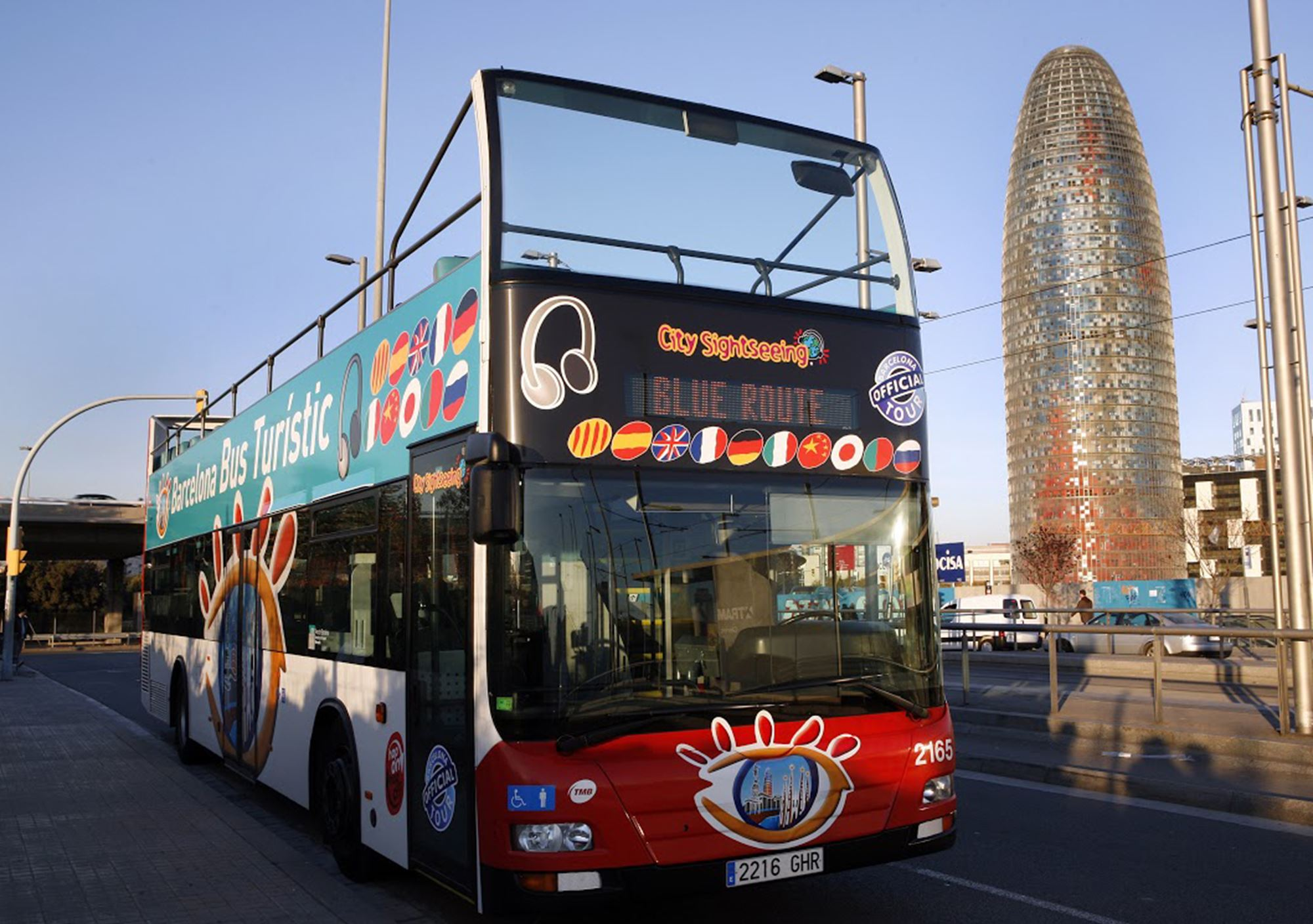 book Tourist Bus City Sightseeing Barcelona tickets tours visits