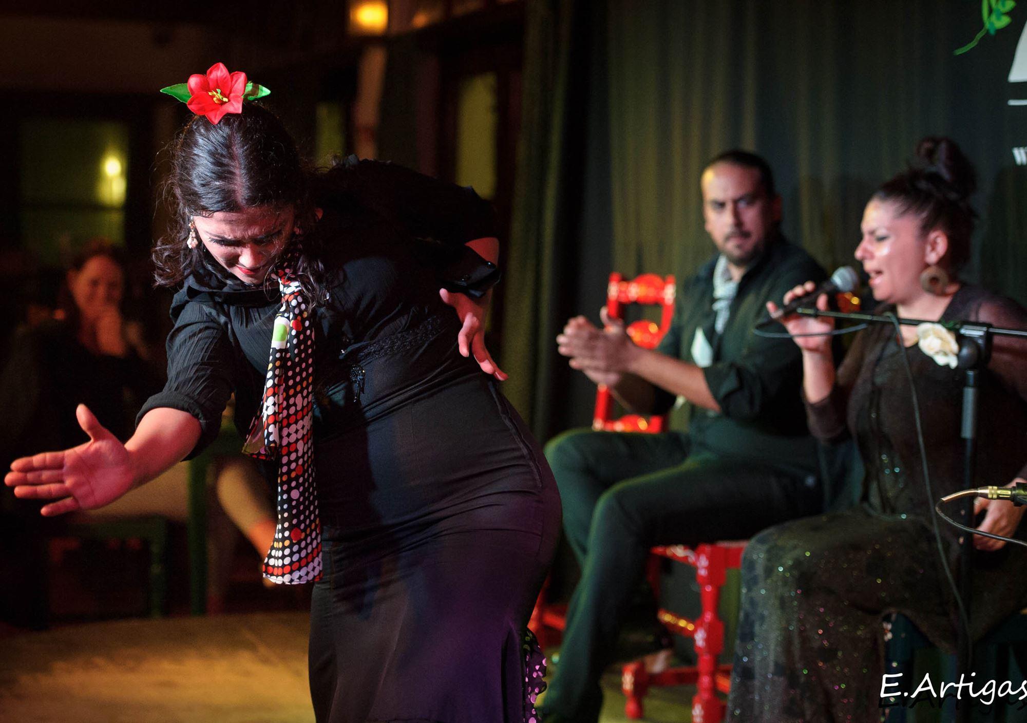 Reservas online espet culo flamenco en granada reserva para los visitantes individuales grupos - Los jardines de zoraya ...
