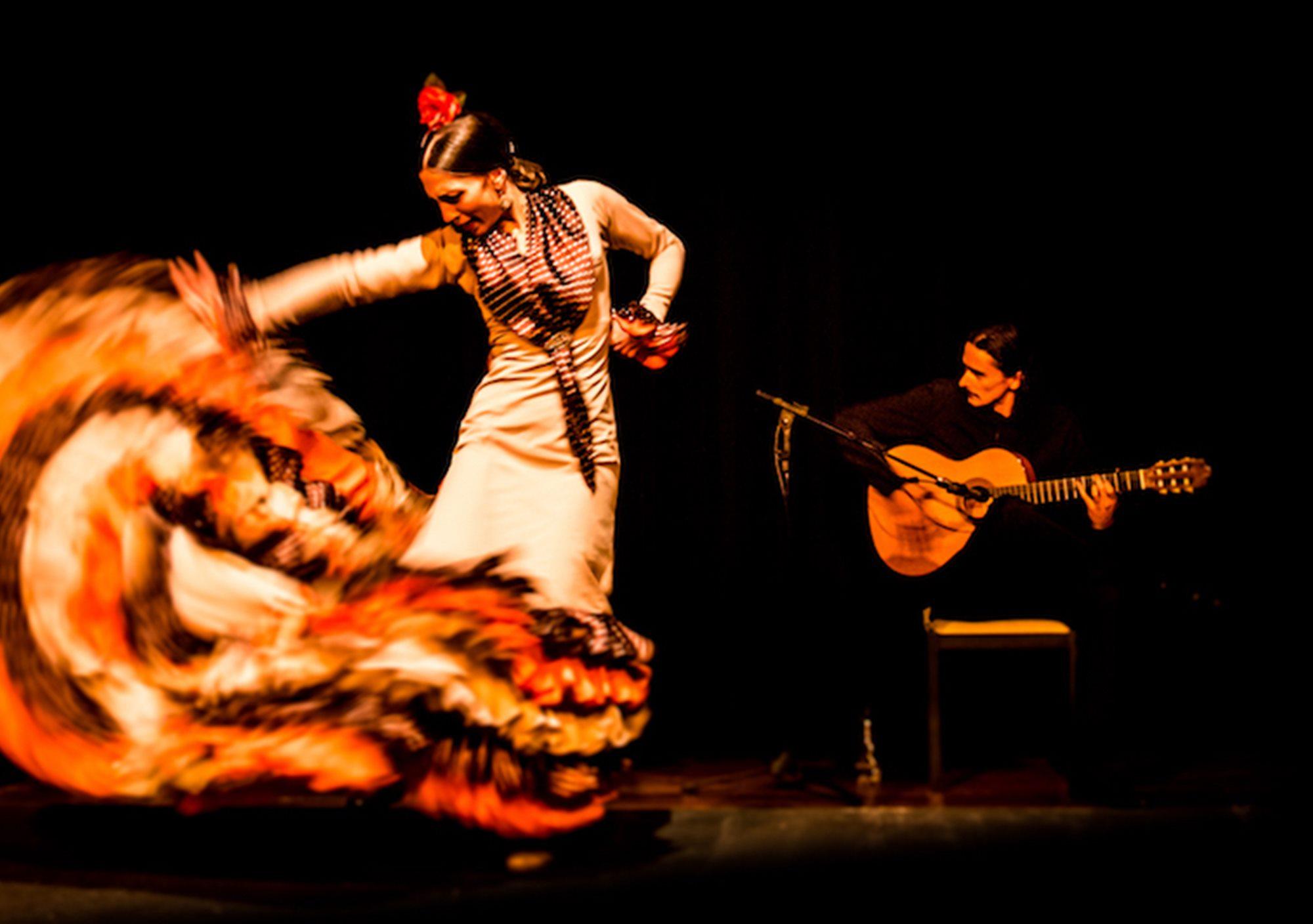 Resultado de imagen para espectaculo flamenco
